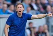 Pelatih Hoffenheim, Julian Nagelsmann, bantah akan gantikan Arsene Wenger di Arsenal musim depan.