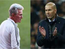 Jupp Heynckes dan Zinedine Zidane adalah dua dari tiga manajer dengan angka kemenangan tertinggi di ajang Liga Champions. Keduanya akan saling berhadapan nanti malam.
