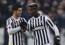 Juventus ingin datangkan kembali Alvaro Morata dari Chelsea dan Paul Pogba dari Manchester United.