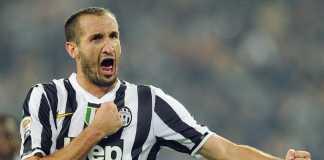 Juventus kehilangan Giorgio Chiellini hingga sisa musim ini, setelah veteran itu cedera di laga kontra Napoli.