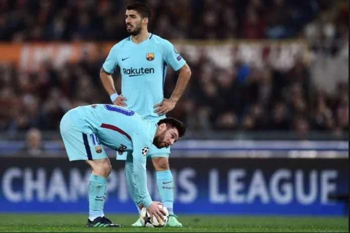 Lionel Messi dan Luis Suarez dituding tak bantu lini pertahanan Barcelona dalam laga di kandang AS Roma, Rabu (11/4) dinihari tadi.