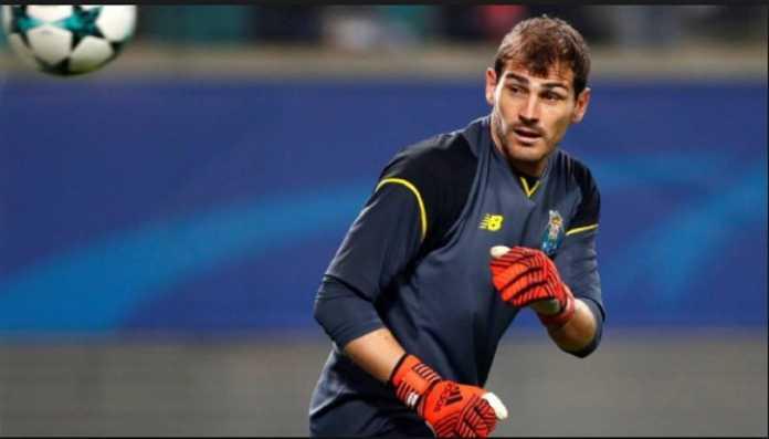 Liverpool tertarik datangkan eks kiper Real Madrid yang akan dilepas FC Porto di pengujung musim ini, Iker Casillas.