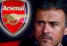 Luis Enrique masuk dalam daftar calon manajer baru Arsenal