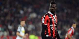 Mario Balotelli ucapkan selamat tinggal pada fans Nice, di saat dia gencar diberitakan akan kembali ke Italia musim depan.