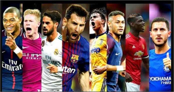 Deretan pemain bintang Eropa yang akan tampil di Piala Dunia 2018