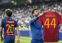 Meme Lucu AS Roma vs Barcelona