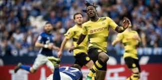 Michy Batshuayi, Borussia Dortmund