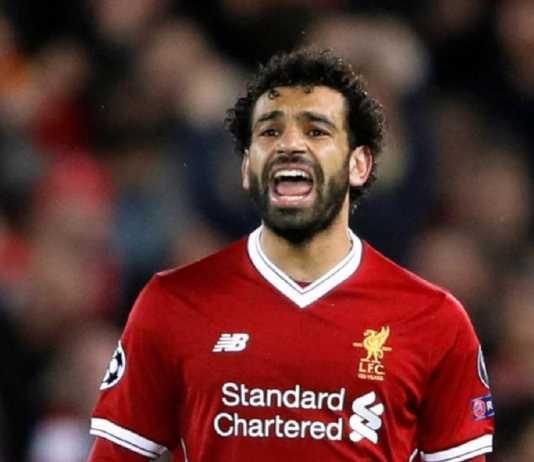 Bintang Liverpool, Mohamed Salah, jadi favorit ke dua peraih Ballon d'Or mendatang.