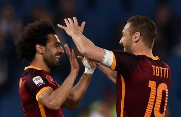 Pelatih AS Roma, Eusebio Di Francesco, tegaskan tak perintahkan skuadnya untuk khusus pengawal ketat bintang Liverpool, Mohamed Salah, di semifinal Liga Champions nanti.