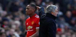 Olympique Lyon ingin boyong pulang mantan pemainnya. Anthony Martial, dari Manchester United.