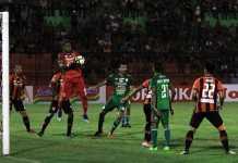 PSMS Medan hentikan tren positif Perseru Serui, setelah PSMS kandaskan skuad asuhan I Putu Gede itu, 1-0.