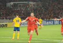 Persija Jakarta kandaskan Tampines Rovers, 4-2, dan berhak melaju ke semifinal zona Asean Piala AFC 2018.