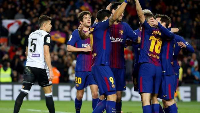 Prediksi Barcelona vs Valencia, Liga Spanyol