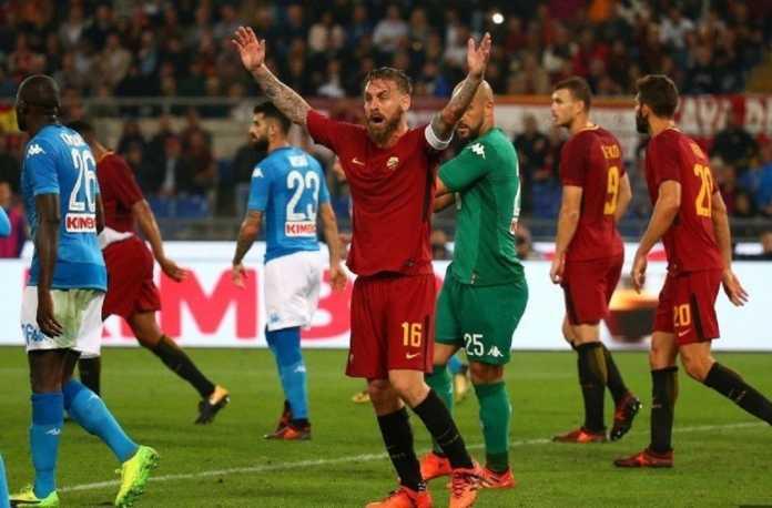 AS Roma akan menjamu tim papan bawah, Chievo, di Stadion Olimpico pada pekan ke-35 Serie A, Sabtu (28/4) malam WIB.