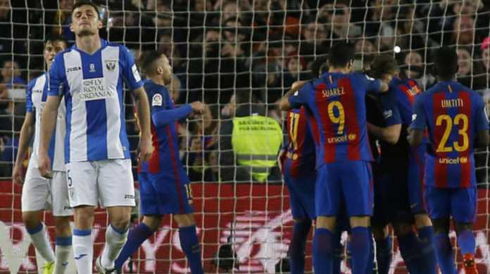 Preview Barcelona vs Leganes, Liga Spanyol