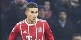 Real Madrid diberitakan akan membawa pulang James Rodriguez dari Bayern Munchen dan mengirimnya ke Barcelona.