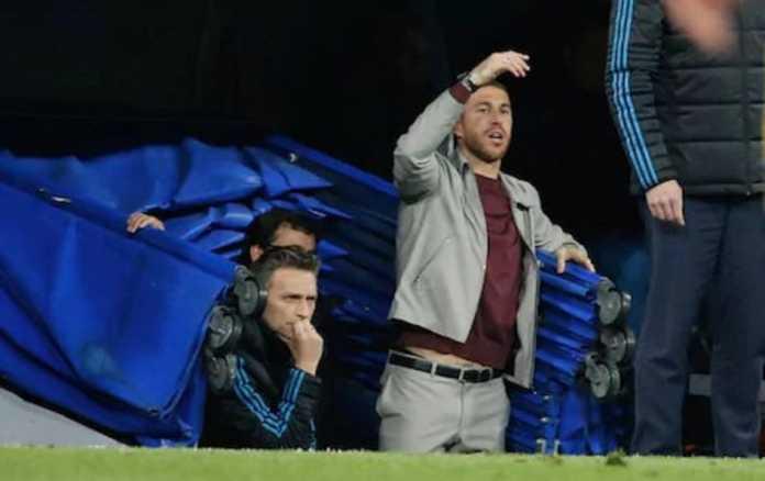 Sergio Ramos dipastikan bisa bermain di semifinal Liga Champions setelah lolos dari sanksi Uefa akibat berada di lorong pemain di Bernabeu, saat jalani skorsing di laga Real Madrid kontra Juventus di leg ke dua perempat final, Kamis (12/4) WIB.