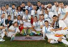 Pelatih Real Madrid Zinedine Zidane bawa ke-24 pemainnya ke Bayern Munich untuk leg pertama semifinal Liga Champions, Kamis (26/4).