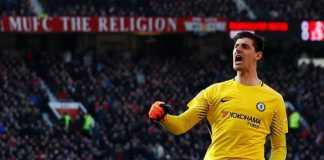 Kiper Chelsea Thibaut Courtois dikabarkan telah memulai diskusi dengan PSG.