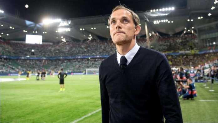 Thomas Tuchel yang akan diminta mengasuh PSG musim depan, dikabarkan sudah merancang skuadnya di Parc des Princes.