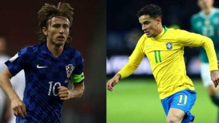 Timnas Kroasia dan Timnas Brasil akan bertemu di kandang Liverpool di Anfield, 3 Juni mendatang, untuk menggelar laga persahabatan jelang Piala Dunia Rusia.