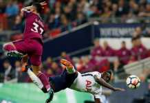 Tottenham Hotspur vs Manchester City, Liga Inggris