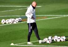 Pelatih Real Madrid, Zinedine Zidane, mengaku timnya tak takut hadapi raksasa Bundesliga, Bayern Munchen, di leg pertama semifinal Liga Champions, Kamis (26/4) dinihari nanti.