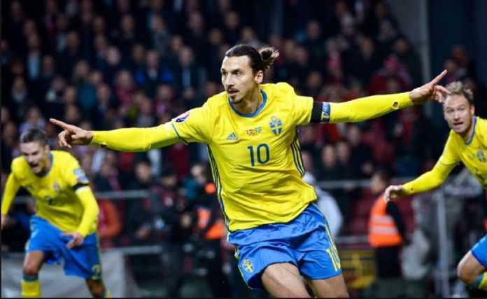 Timnas Swedia tak akan diperkuat Zlatan Ibrahimovic di Piala Dunia Rusia musim panas mendatang.