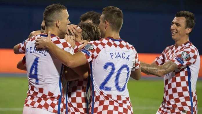 Enam pemain dipanggil ke Timnas Kroasia untuk Piala Dunia Rusia, Juni - Juli mendatang.