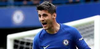Bukan cuma Juventus, AC MIlan pun inginkan bintang Chelsea, Alvaro Morata.