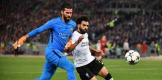 Liverpool dipastikan gigit jari setelah kiper AS Roma bidikannya, Alisson Becker, sepakati kontrak baru di Stadio Olimpico.