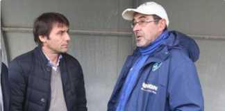Pelatih Maurizio Sarri abaikan Chelsea dan pilih perpanjang kontrak dengan Napoli.
