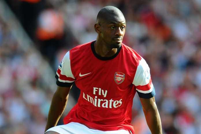 Abou Diaby pemain asal Prancis idola Paul Pogba