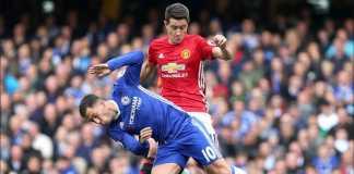 Bintang Manchester United, Ander Herrera, justru mengklaim pemain Chelsea - klub yang notabene rivalnya, Eden Hazard, sebagai pemain terbaik di Liga Inggris.