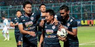 Arema FC tanpa striker andalannya, Dedik Setiawan, dalam laga pekan ke-9 di kandang Bali United akhir pekan ini.