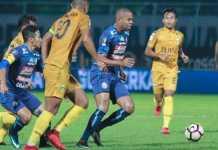Pelatih Simon McMenemy akui Bhayangkara FC tak bisa bermain efektif dalam laga di kandang Arema FC, hingga jawara musim lalu itu kandas, 0-4.