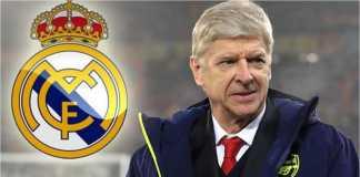 Arsene Wenger secara mengejutkan dipasang sebagai calon kuat pengganti Zinedine Zidane di Real Madrid. Rumah-rumah taruhan sudah memblokir semua orang yang ingin memasang taruhan untuk Wenger.