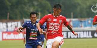 Bali United kembali diperkuat bek andalan asal Korsel, Ahn Byung Keon, yang sebelumnya absen dua pekan akibat cedera.