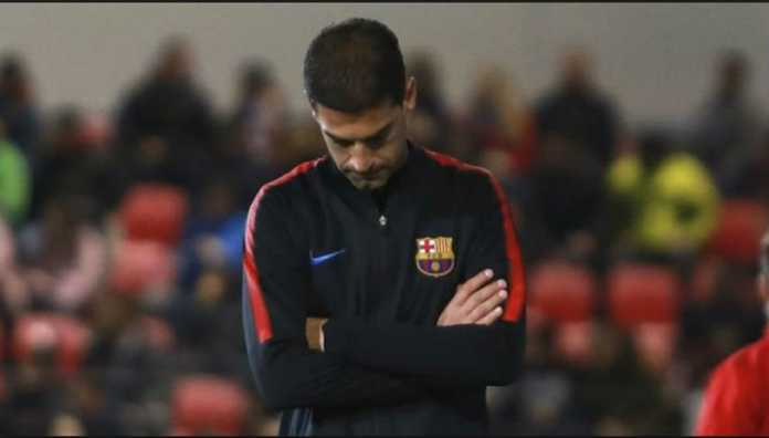 Pelatih Barcelona B, Garcia Pimienta, tetap pelatih Barcelona B musim depan walau ia gagal selamatkan klub tersebut melorot ke tier ketiga Liga Spanyol.