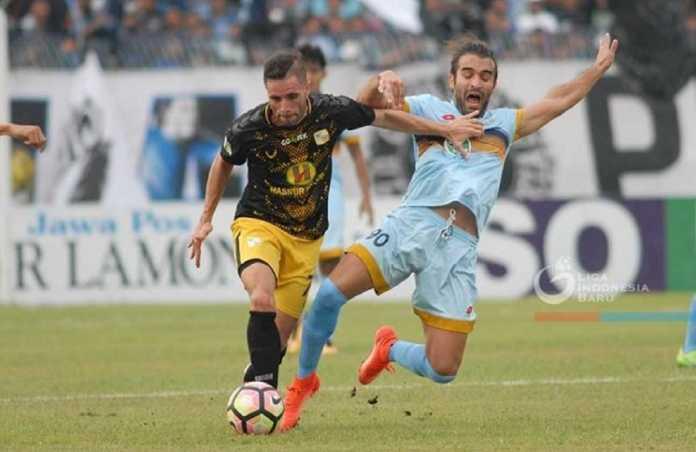 Barito Putera percaya diri menyambut kedatangan tim tamu, Persela Lamongan, di Stadion 17 Mei, Banjarmasin, Kamis (24/5) malam nanti.