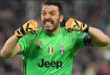 Gianluigi Buffon berpeluang gabung West Ham United.