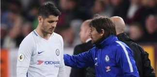Chelsea berniat pertahankan Michy Batshuayi dan akan lepas Alvaro Morata, yang saat ini diincar bekas klubnya, Juventus dan juga Borussia Dortmund.