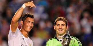 Legenda Real Madrid, Iker Casillas, tak pernah mau menukar Cristiano Ronaldo dengan Neymar.