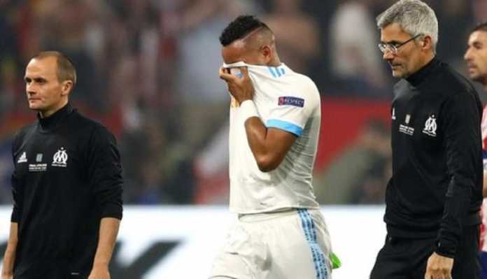 Dimitri Payet urung bela Timnas Prancis di Piala Dunia Rusia akibat alami cedera di final Liga Europa antara Olympique Marseille dan Atletico Madrid.