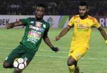 Djadjang Nurdjaman puji keras keras anak asuhnya setelah PSMS Medan menang 1-0 atas Sriwijaya FC, Jumat (18/5) malam.
