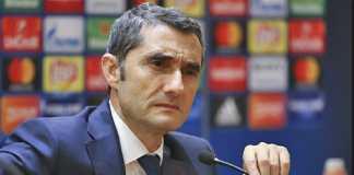 Ernesto Valverde tak mau ambil pusing soal Guard of Honour, karena Andres Iniesta lebih layak dapatkan penghormatan itu.