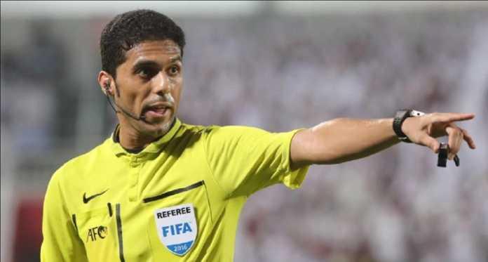 Federasi Sepak Bola Arab Saudi (SAFF) meminta FIFA untuk menarik Fahad Al Mirdasi dari Piala Dunia 2018, karena terlihat pengaturan skor dan sudah diganjar larangan seumur hidup di negaranya.