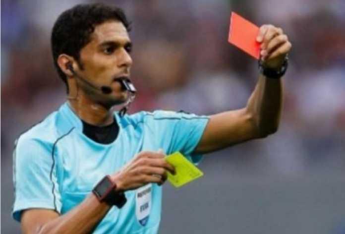 Wasit Arab Saudi, Fahad Al-Mirdasi, dicoret dari daftar wasit Piala Dunia 2018.