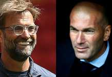 Final Liga Champions, Zinedine Zidane vs Jurgen Klopp
