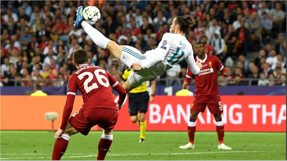 Gareth Bale Cuma Butuh 122 Detik Untuk Cetak Gol Bagi Real ...